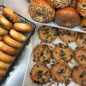 Boulangerie et viennoiseries